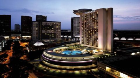 Pan Pacific Hotel Marina Square