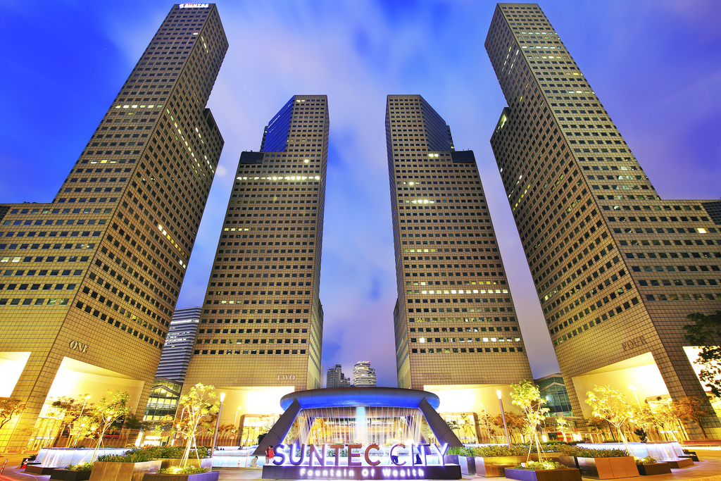 Suntec City Towers Singapore Welcome To Scolopax Pte Ltd